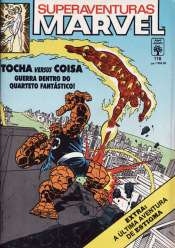 <span>Superaventuras Marvel Abril 116</span>