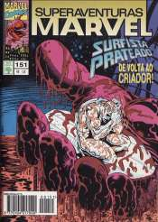 <span>Superaventuras Marvel Abril 151</span>