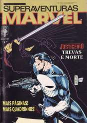 <span>Superaventuras Marvel Abril 91</span>
