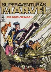 <span>Superaventuras Marvel Abril 93</span>