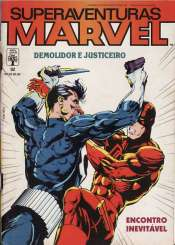 <span>Superaventuras Marvel Abril 92</span>
