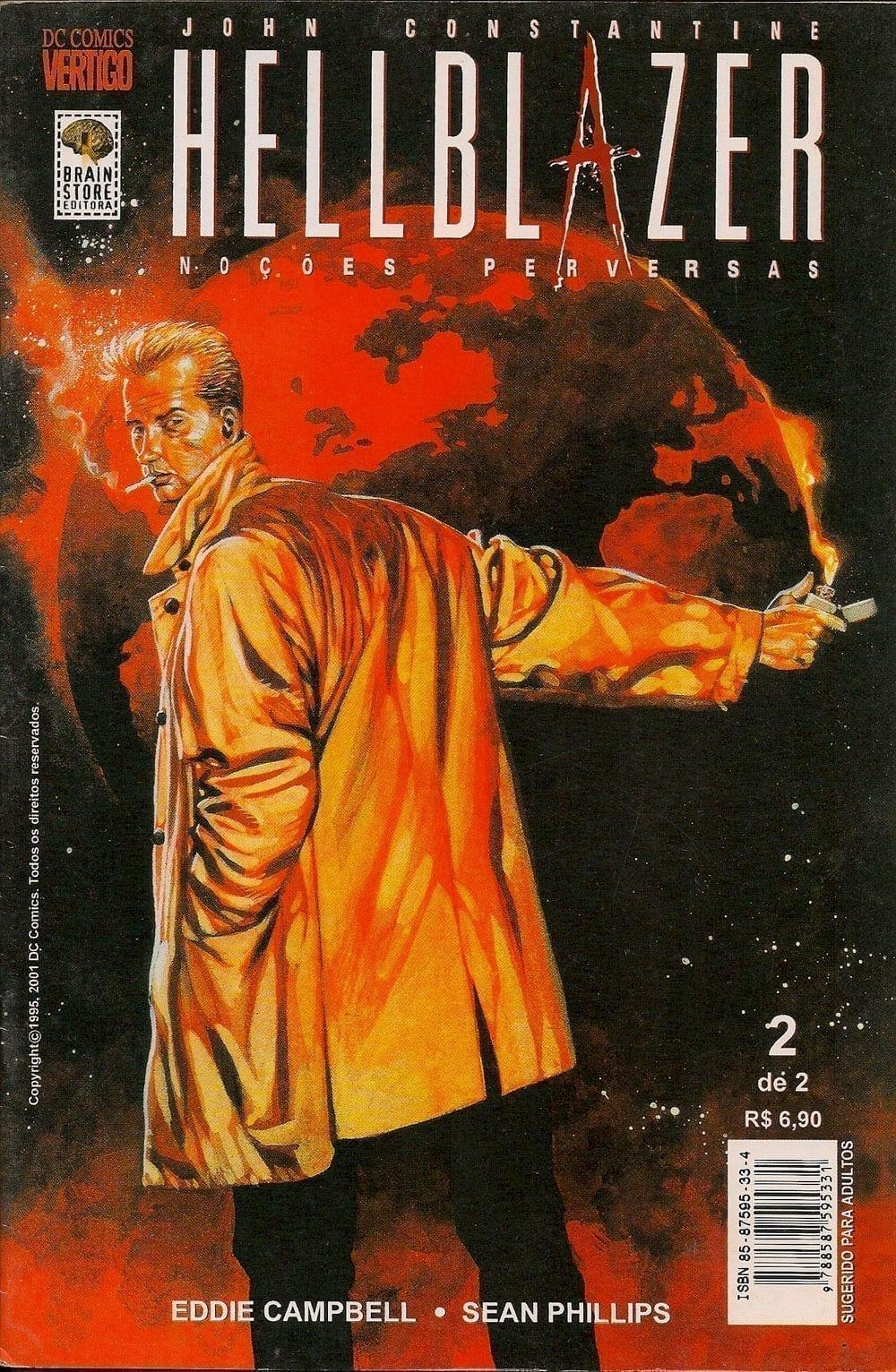<span>Hellblazer – Noções Perversas 2</span>