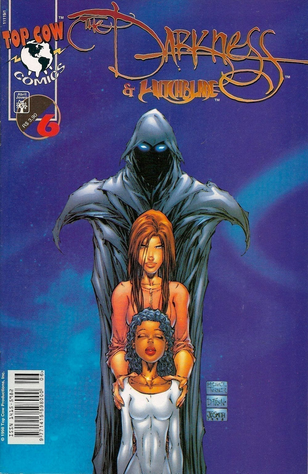 <span>The Darkness & Witchblade 6</span>