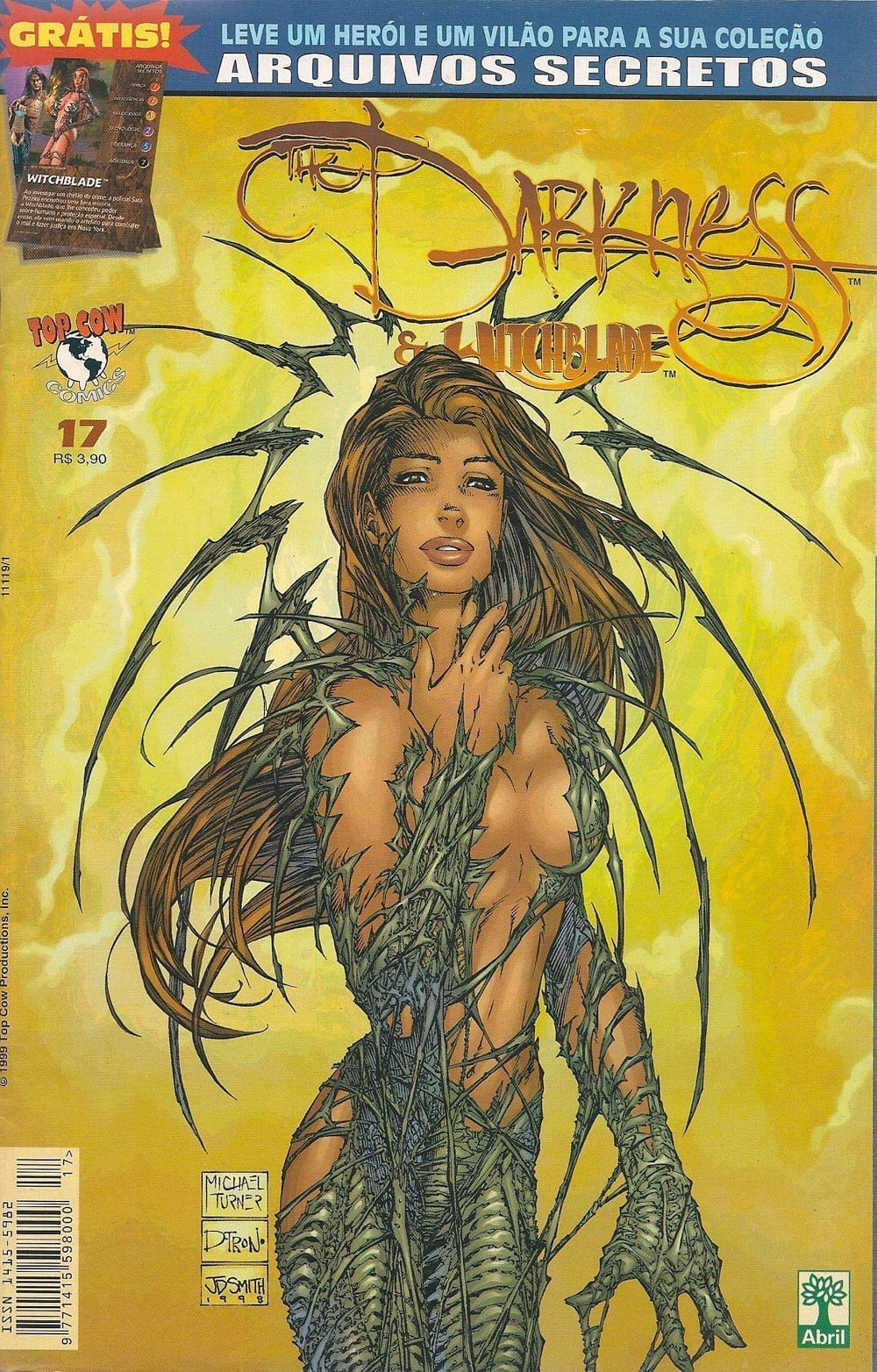 <span>The Darkness & Witchblade 17</span>