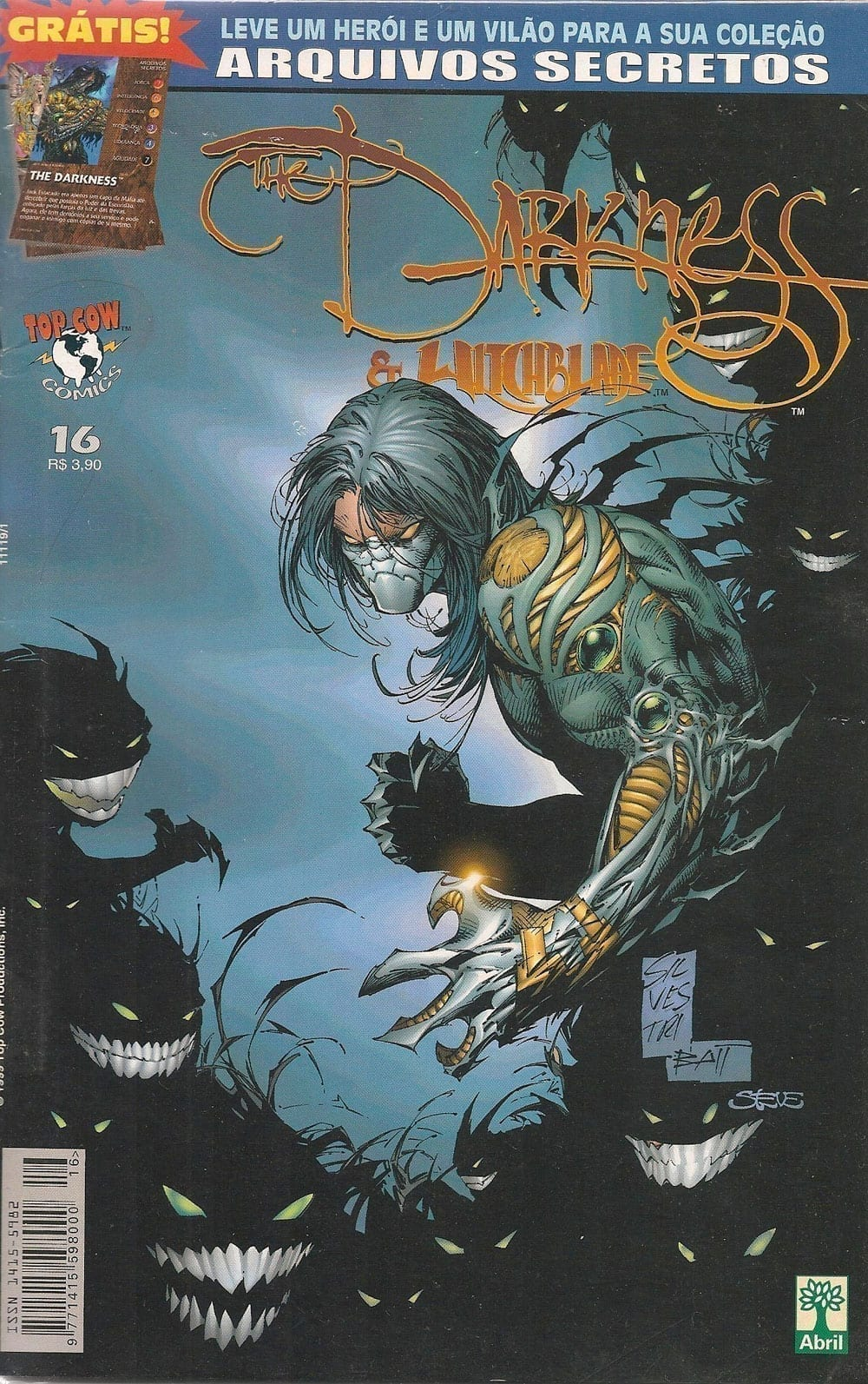 <span>The Darkness & Witchblade 16</span>