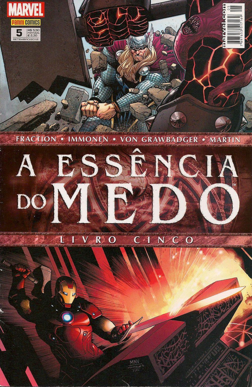 <span>A Essência do Medo 5</span>