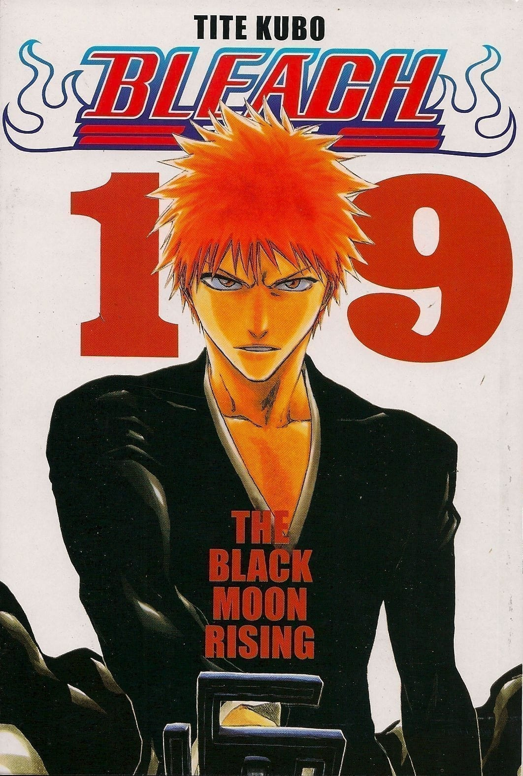 Capa: Bleach 19