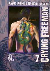 <span>Crying Freeman – Panini 7</span>