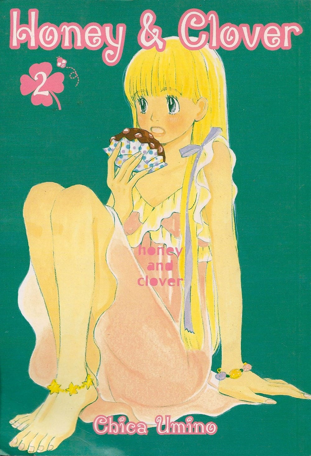 Capa: Honey & Clover 2