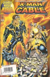 <span>Grandes Heróis Marvel – 1<sup>a</sup> Série – X-Man versus Cable 60</span>