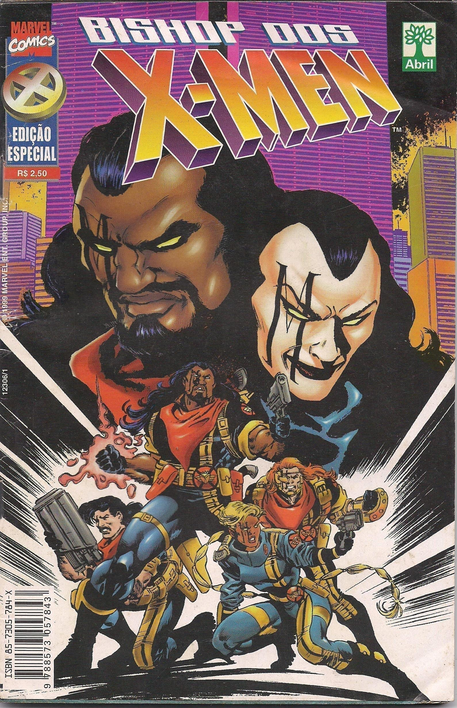 <span>Bishop dos X-Men 1</span>