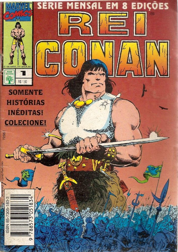 Capa: Rei Conan 1