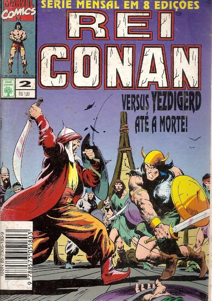 Capa: Rei Conan 2