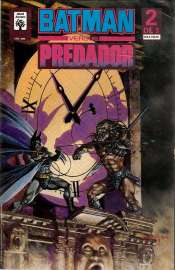 <span>Batman versus Predador (Abril) 2</span>