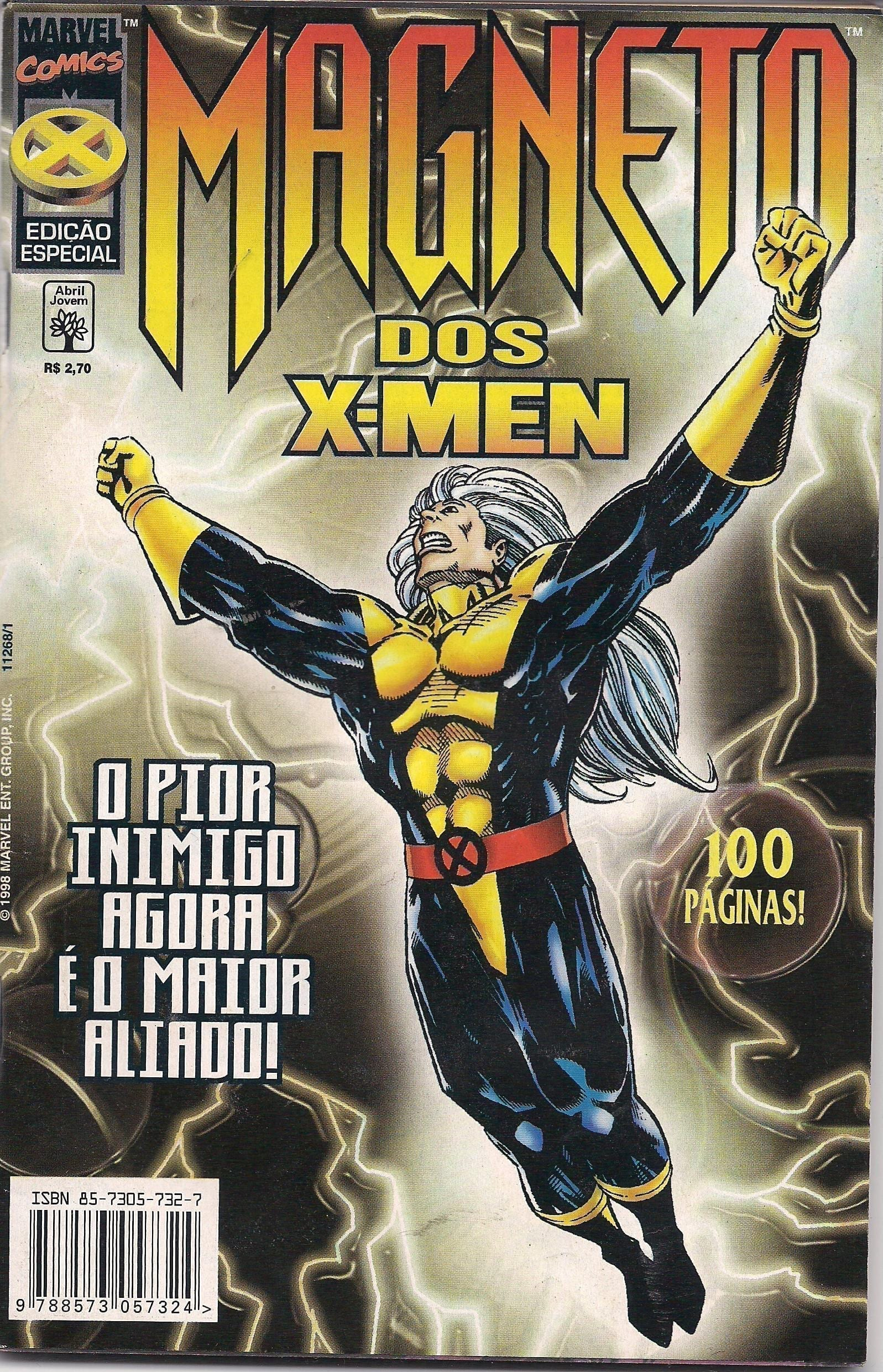 <span>Magneto dos X-Men 1</span>