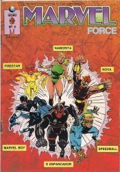 <span>Marvel Force 4</span>