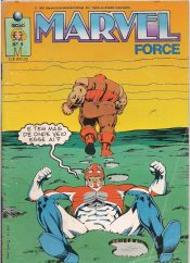<span>Marvel Force 5</span>