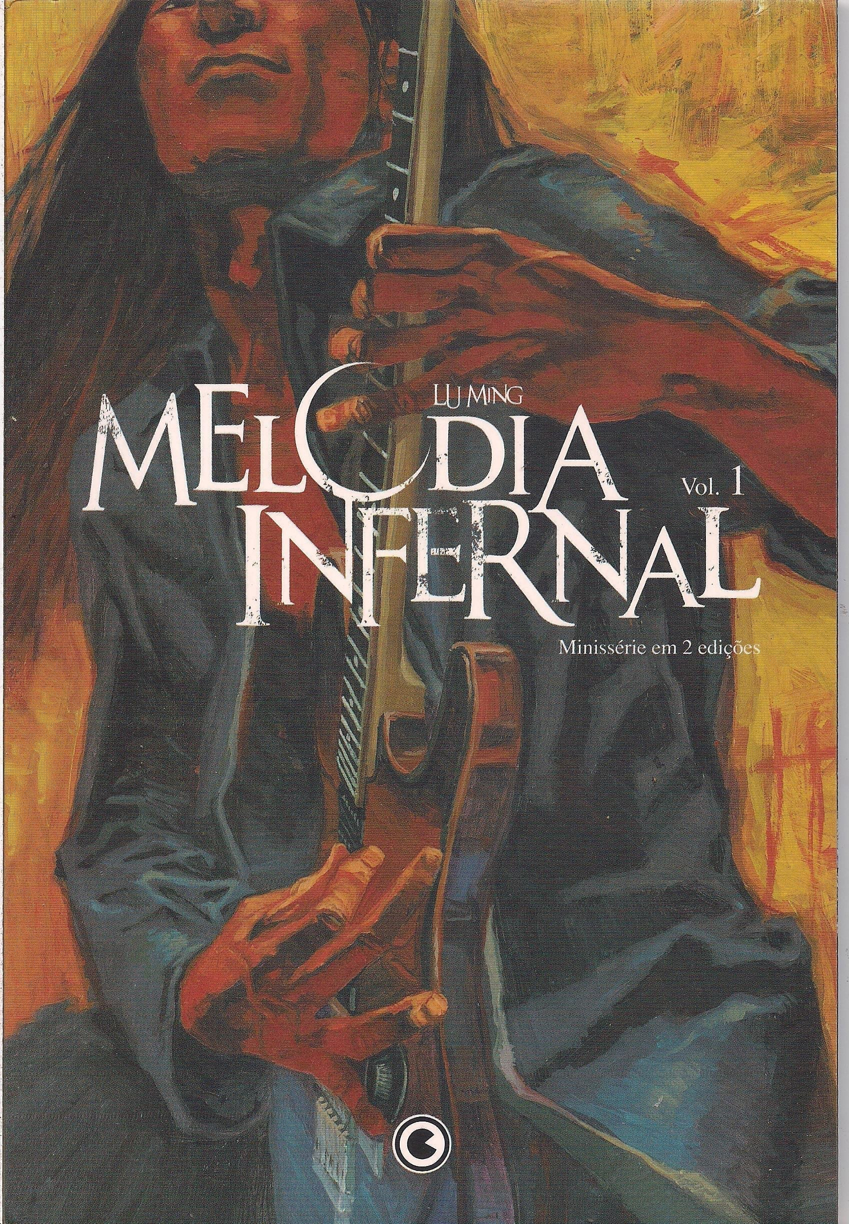 Capa: Melodia Infernal 1