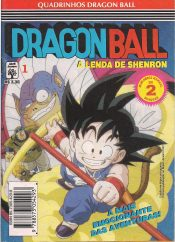 <span>Dragon Ball – A Lenda de Shenron 1</span>