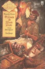 <span>Classics Illustrated – O Conde de Monte Cristo 3</span>