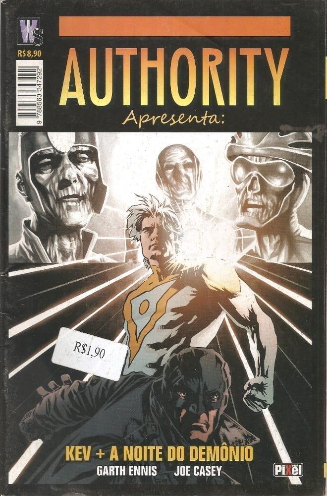 <span>Authority Apresenta: Kev + A Noite do Demônio</span>