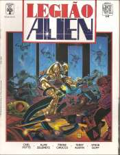 <span>Graphic Novel – Legião Alien 15</span>