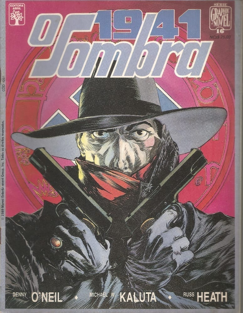 <span>Graphic Novel – O Sombra 1941 16</span>