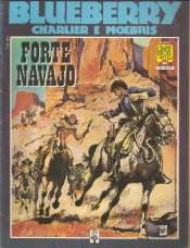 <span>Graphic Novel – Blueberry – Forte Navajo 21</span>