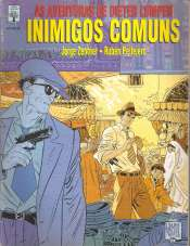 <span>Graphic Novel – As Aventuras de Dieter Lumpem – Inimigos Comuns 23</span>