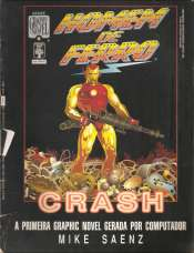 <span>Graphic Novel – Homem de Ferro – Crash 6</span>