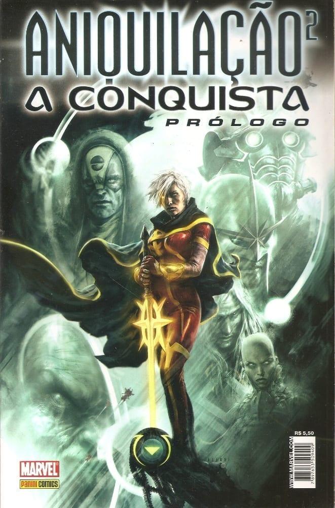 <span>Aniquilação² – A Conquista – Prólogo 0</span>