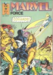 <span>Marvel Force 8</span>