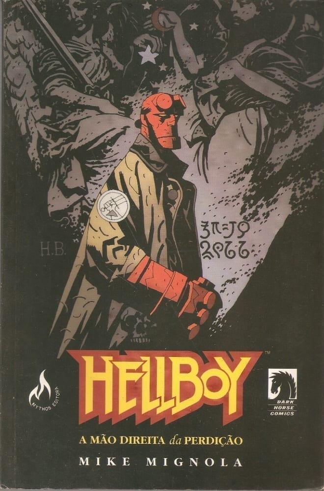 <span>Hellboy – A Mão Direita da Perdição</span>