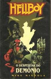 <span>Hellboy – O Despertar do Demônio — Edição Encadernada</span>