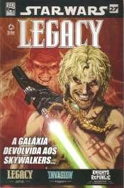 <span>Star Wars – Legacy — Edição Encadernada</span>
