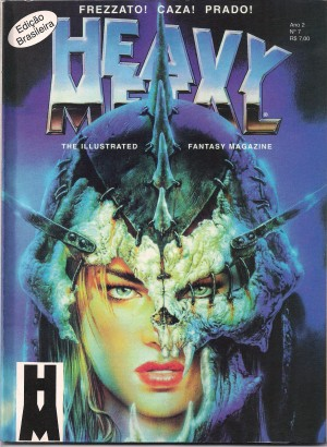 Capa: Heavy Metal 7