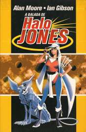 <span>A Balada de Halo Jones 0</span>