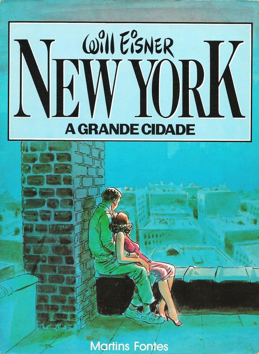 Capa: New York: A Grande Cidade