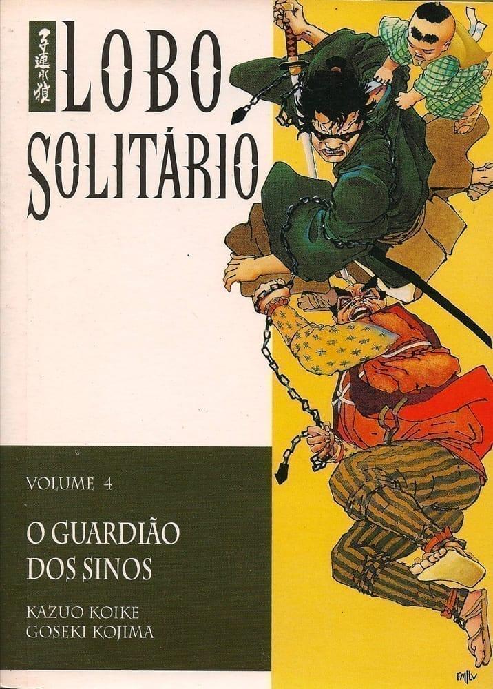 Capa: Lobo Solitário Panini 4