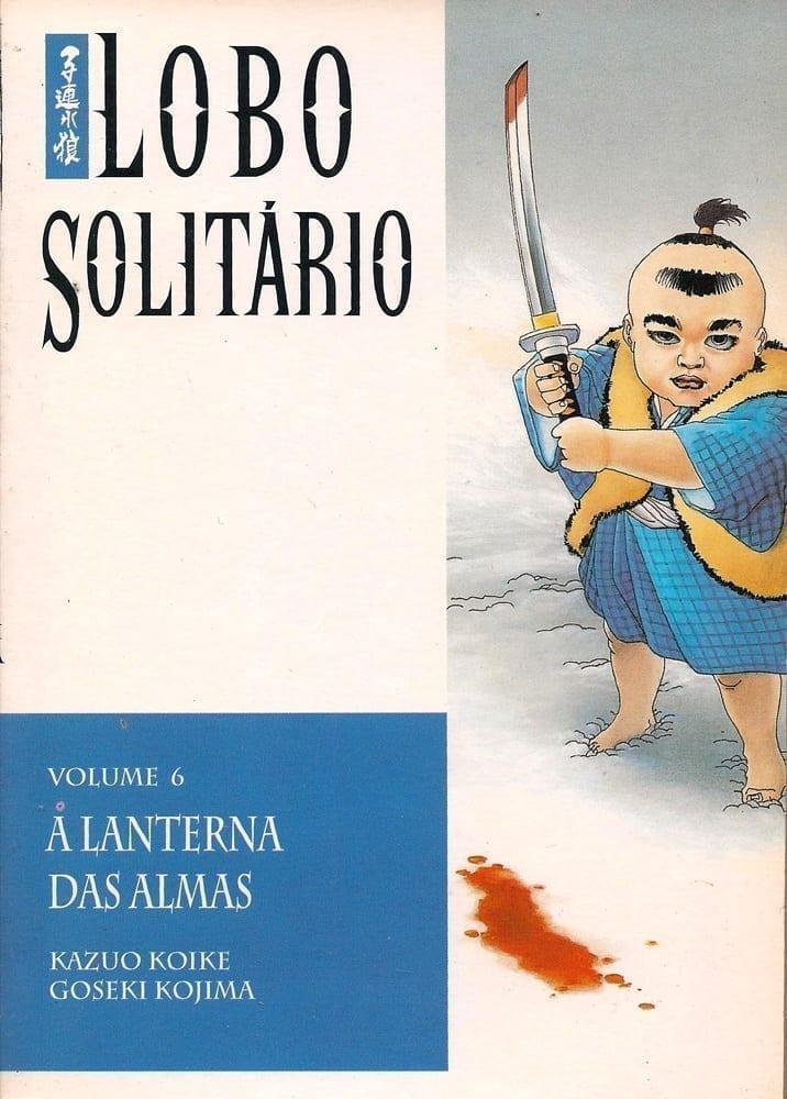 Capa: Lobo Solitário Panini 6