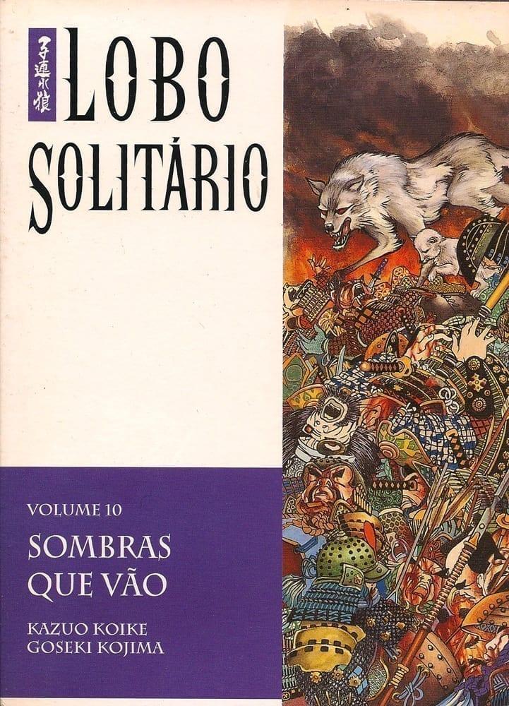 Capa: Lobo Solitário Panini 10