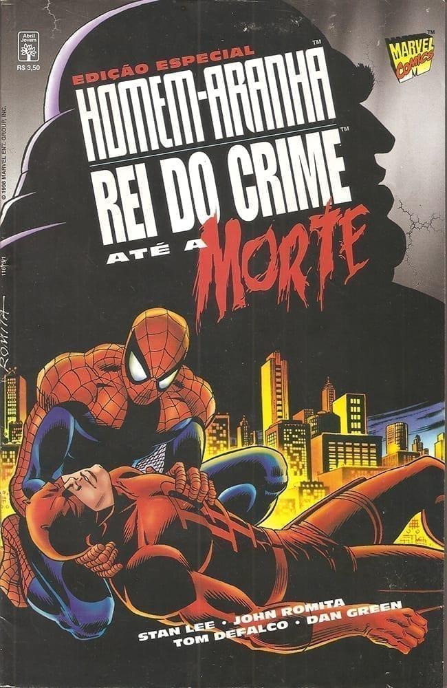 <span>Homem-Aranha Vs. Rei do Crime – Até A Morte</span>