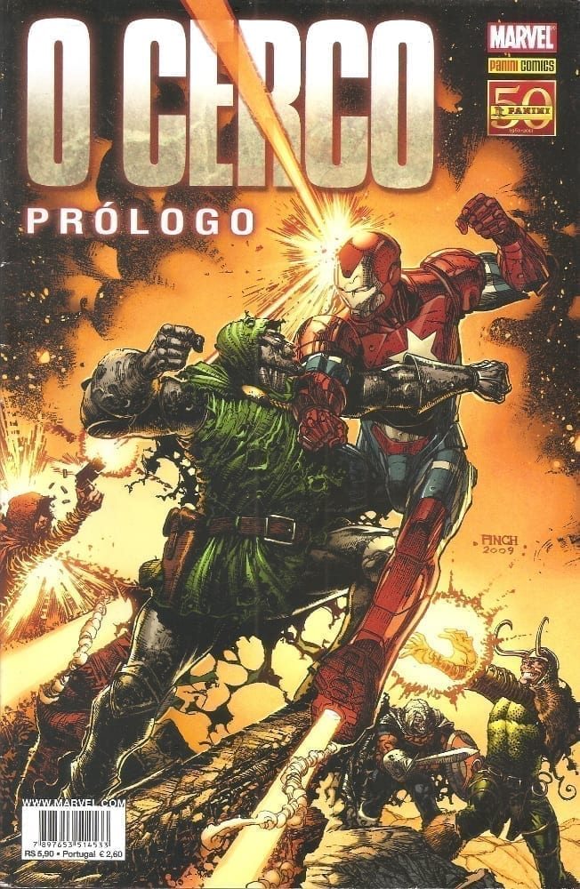 <span>O Cerco – Prólogo 0</span>