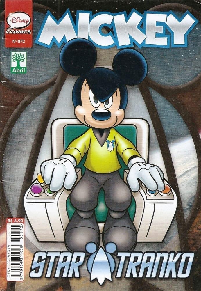 Capa: Mickey 872