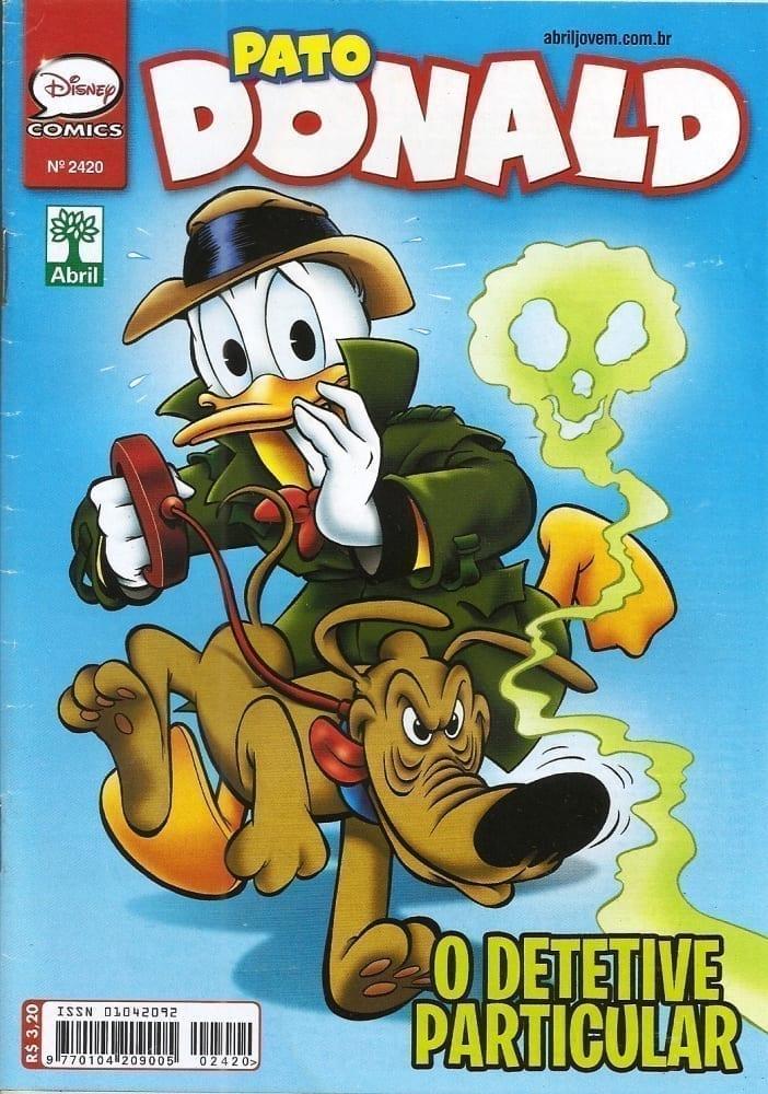 Capa: O Pato Donald 2420