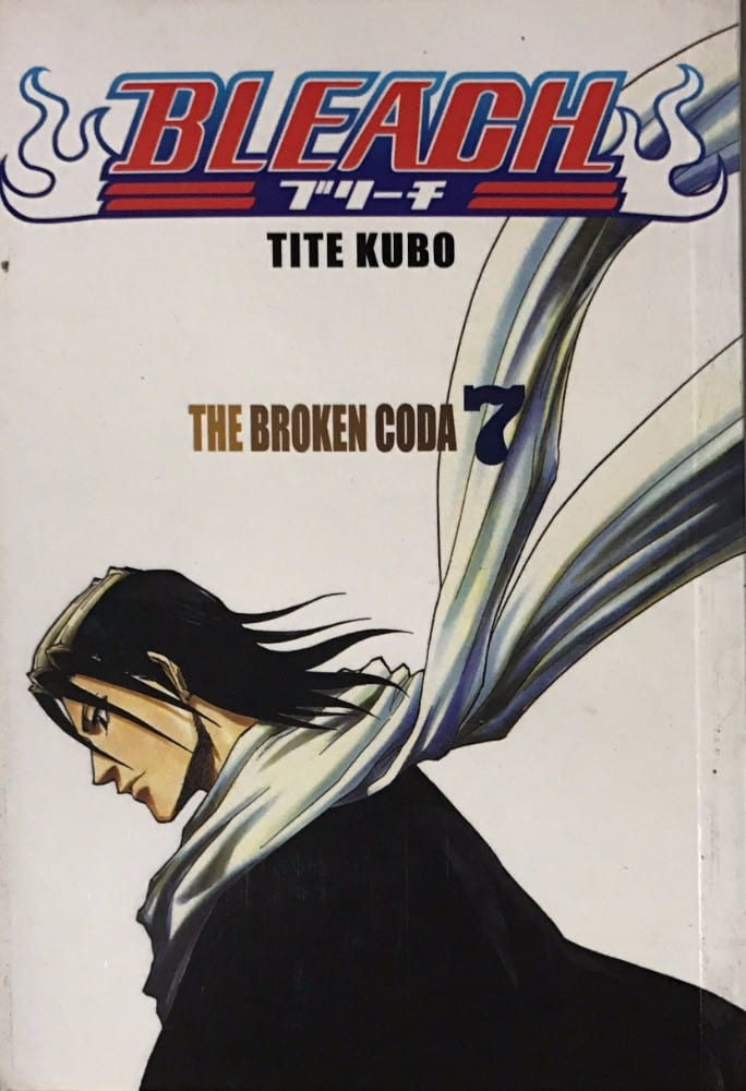 Capa: Bleach 7