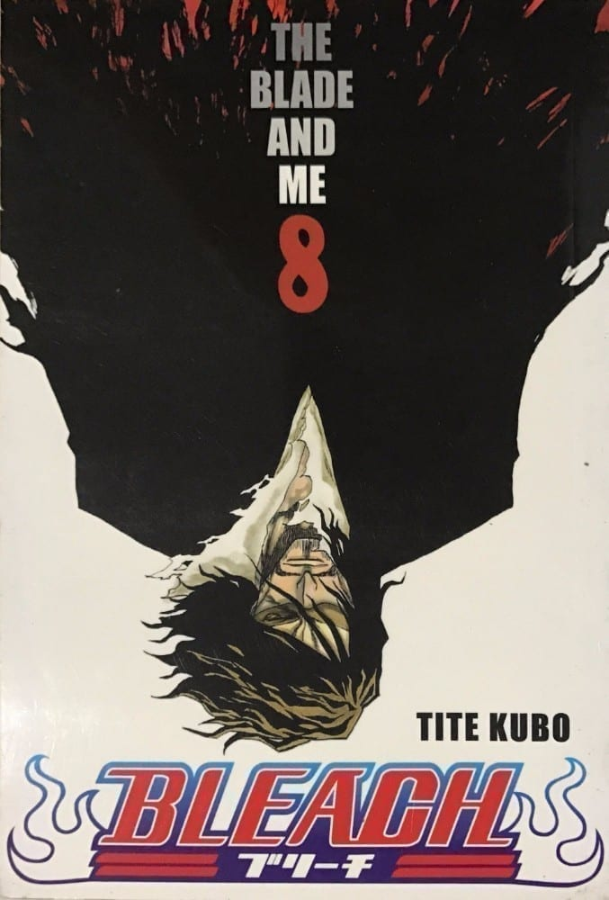 Capa: Bleach 8