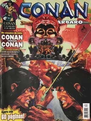 Capa: Conan, O Bárbaro (Mythos) 30