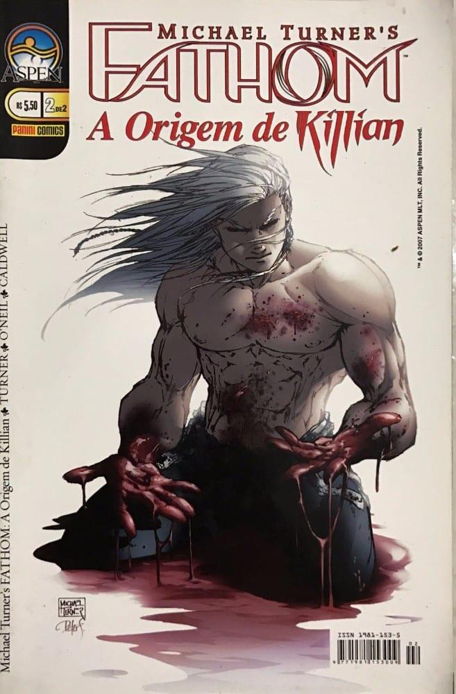 Capa: Fathom - A Origem de Killian 2