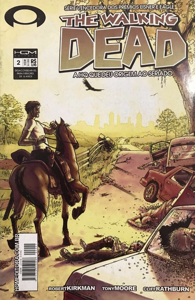 Capa: The Walking Dead (HQM) 2